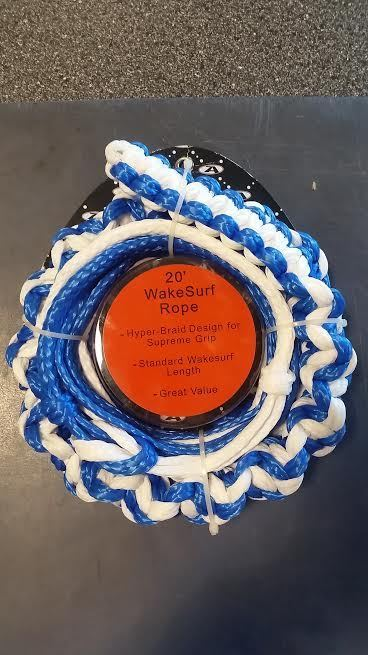 Hyperlite 20 Foot Knotted Surf Rope 47190095 2014