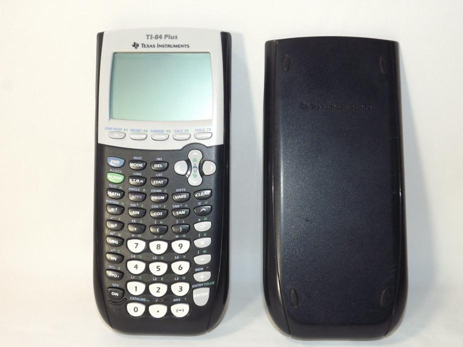 Texas Instruments TI-84 Plus Graphing Calculator - FREE SHIPPING