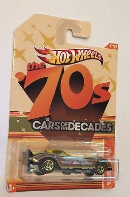 Hot Wheels Cars of the Decades 70's Corvette