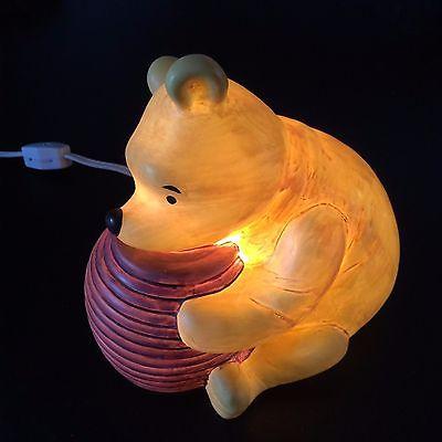 Winnie the Pooh Light, Night Light, Lamp