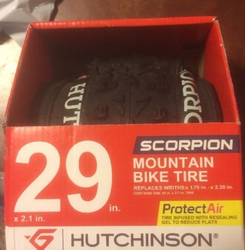 Hutchinson Scorpion 29x2.1 MOUNTAIN BIKE TIRE-NEW