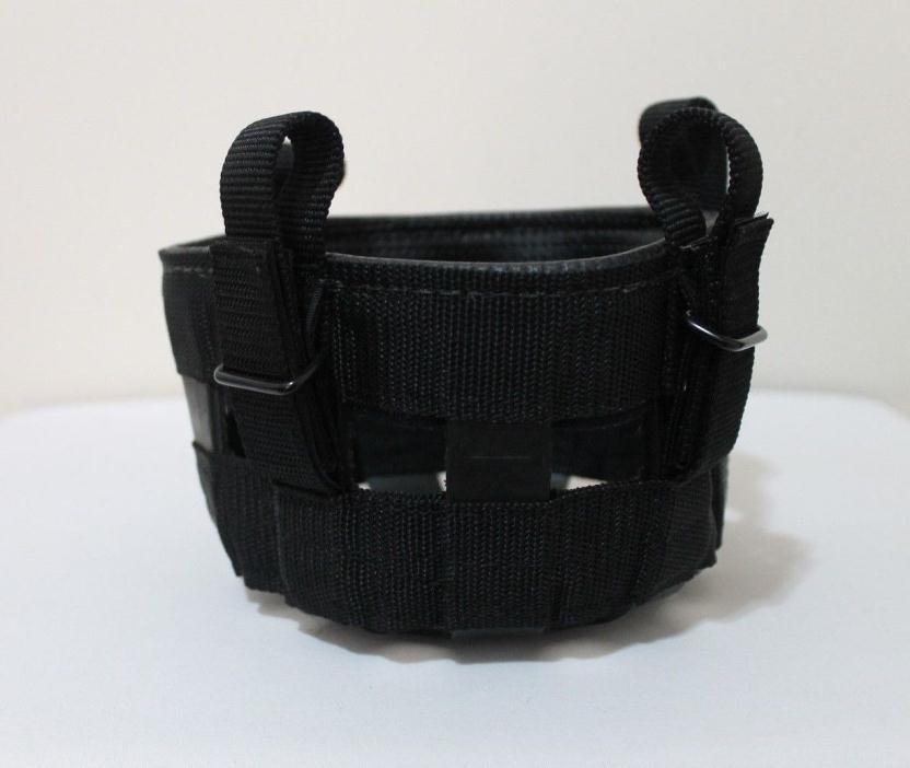 BEST FRIEND Grazing Muzzle Pony Size Black ~ Unused ~ Free Shipping