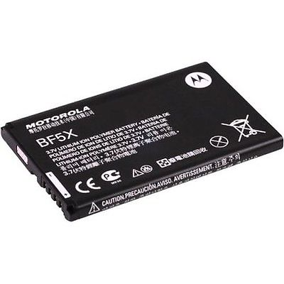 Motorola OEM BF5X MOTOROLA BATTERY FOR BRAVO MB520 DEFY MB525 DROID 3 SNN5885A