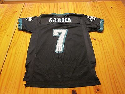 GARCIA Philadelphia Eagles NFL football jersey size youth M Medium 10-12 RARE
