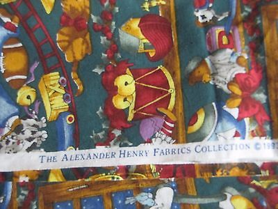 ALEXANDER HENRY COLLECTION  RARE DESIGN 67