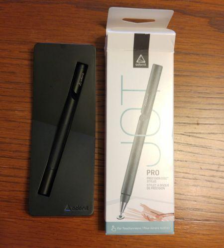 Adonit - Jot Pro Precision Disc Stylus - Black - For writing on touchscreens NIB