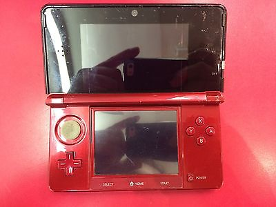 Nintendo 3DS Red CTR-001
