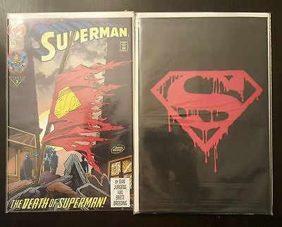 Death of Superman collection