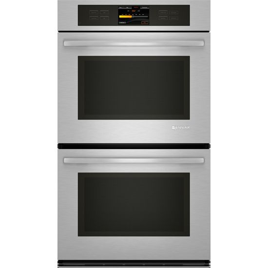Jenn-AIr JJW3830WS Double Wall Oven Stainless