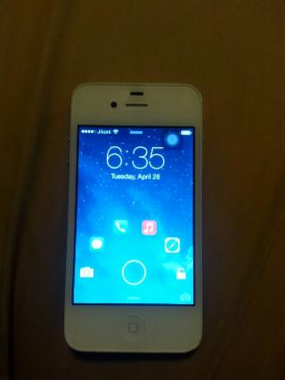 Verizon Iphone 4 jailbroken