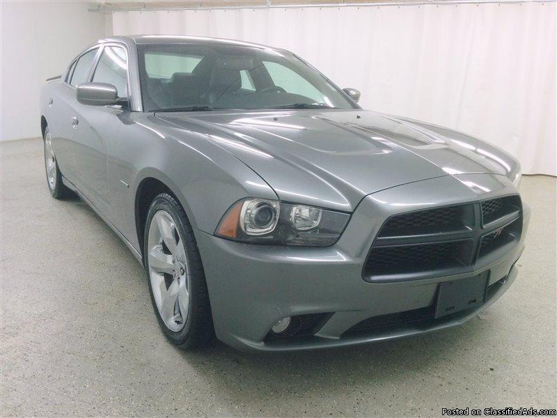 2012 Dodge Charger R/T Road and Track