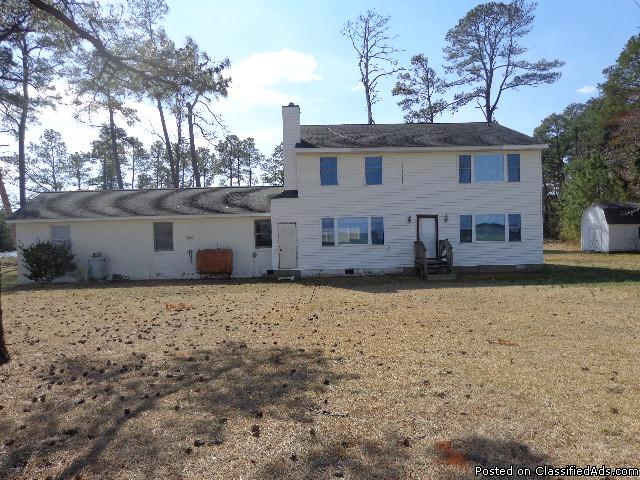 3540 sq. ft. +- Beach Home on Chesapeake BayStarting Bid