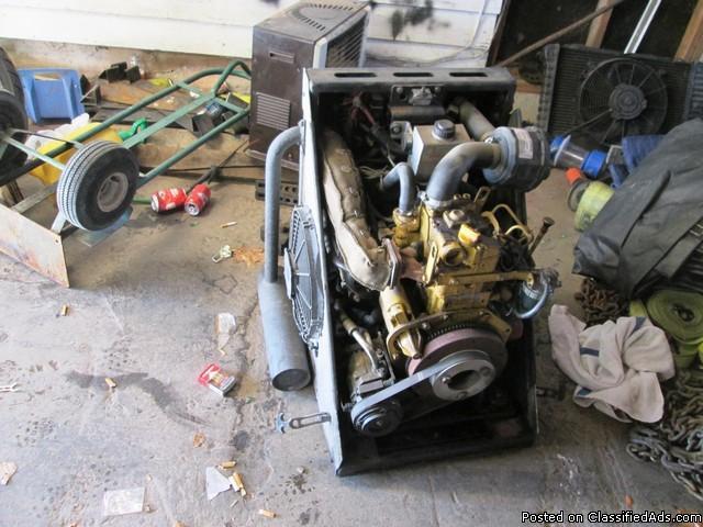 2013 Rig Master APU W/ Caterpillar Motor RTR#6123070-01