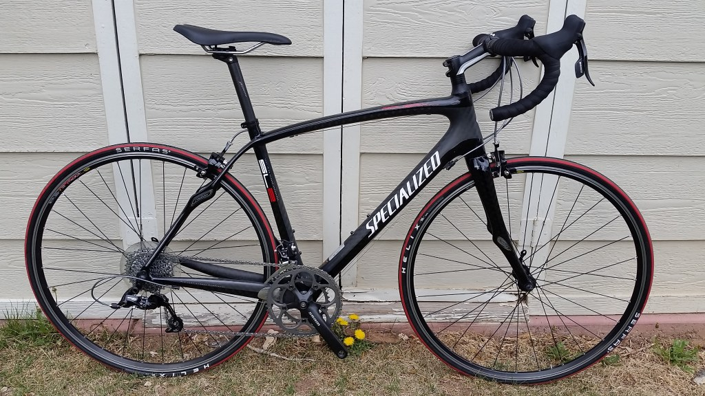 Specialized Roubaix Apex Elite 54cm