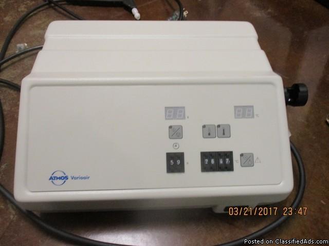 2012 Atmos Varioair 3 Caloric Irrigation Unit RTR#7023346-01
