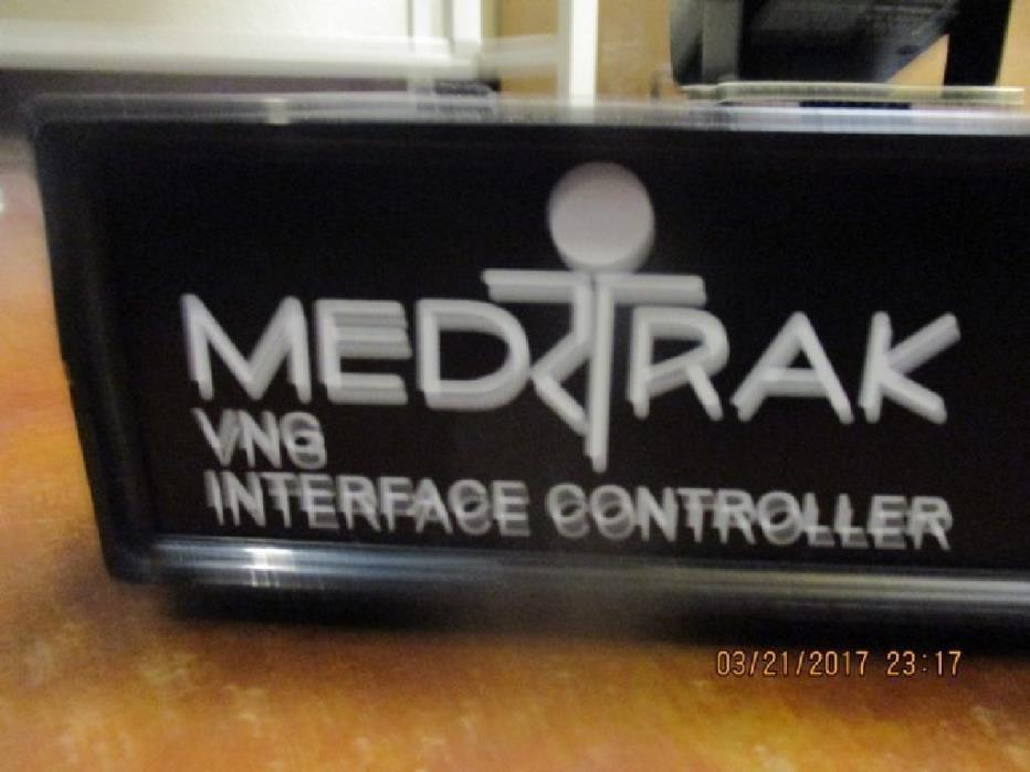 MedTrak VNG 2012 Mobile System RTR#7023237-01