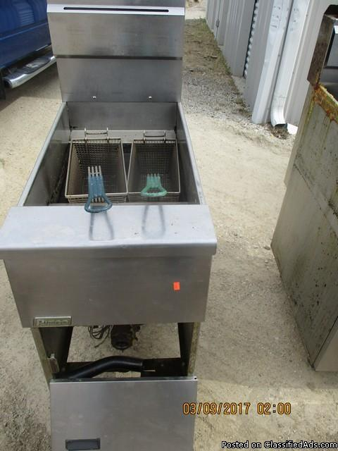 Pitco Gas Fryer RTR#7023352-13