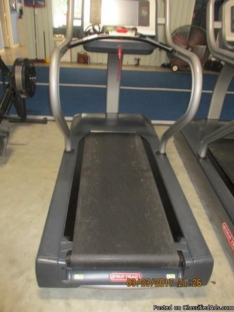 Star Trac E-TRxe Treadmill RTR#7033676-01-05