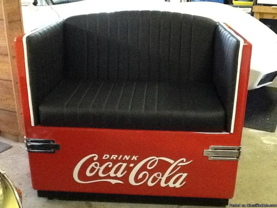 Coca Cola Couch For Sale Classifieds