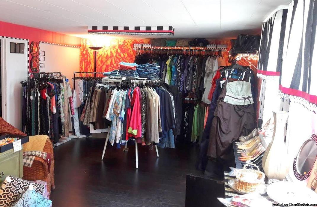 Functioning Resale Boutique (business)