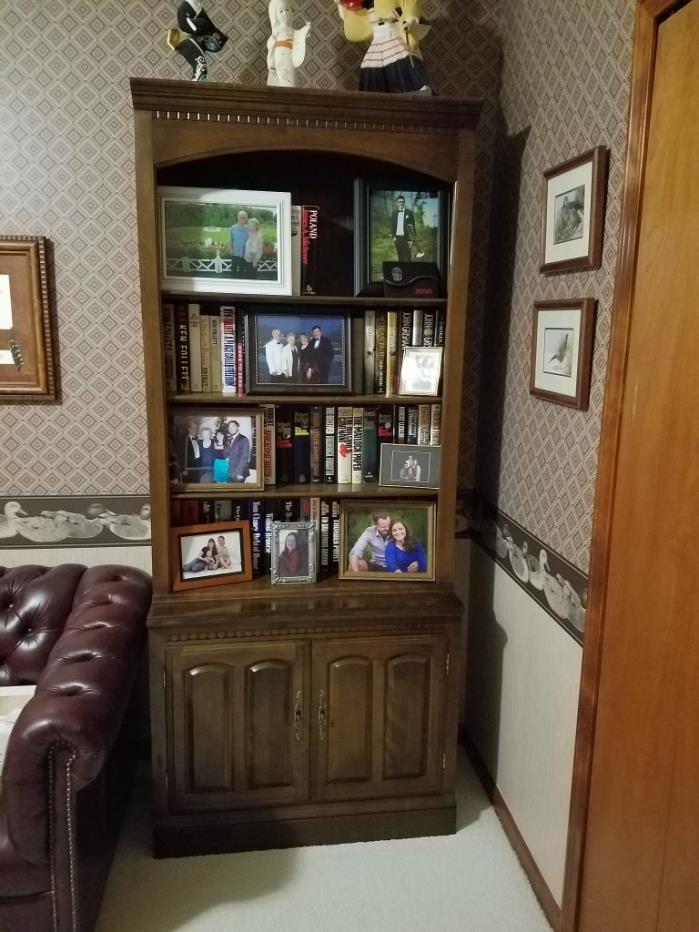 Ethan Allen Bookcases
