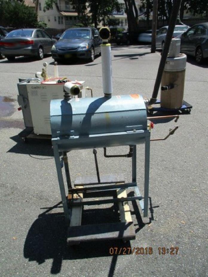 Rema Dri-Vac Vacuum, RP3 , Includes Tank RTR#6073718-04
