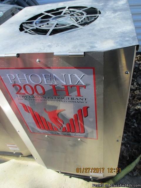 Phoenix 200HT Dehumidifier RTR#7013473-01-03