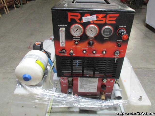 Sapphire Scientific Rage Truckmount RTR#6113447-01
