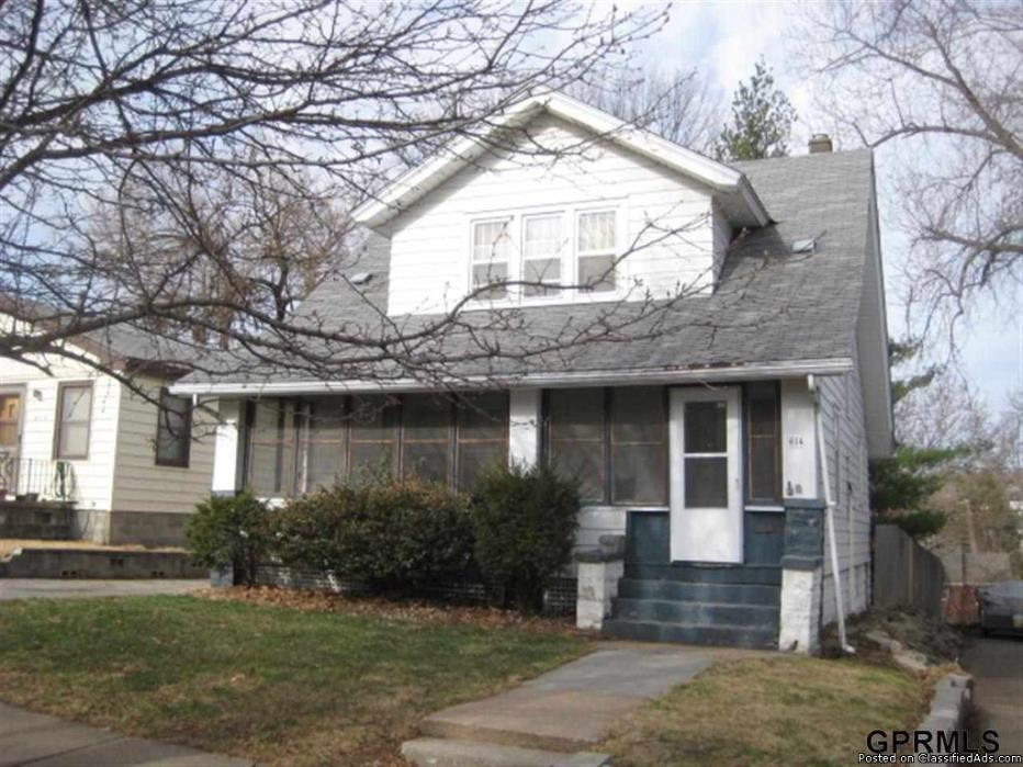 4 beds 2 baths home for rent in Omaha, NE 68131