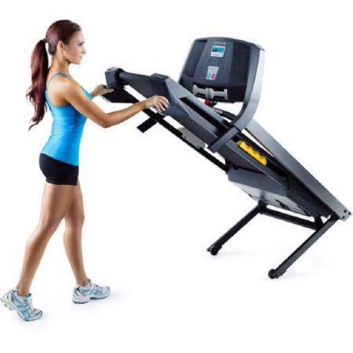Golds Gym Folding treadmill