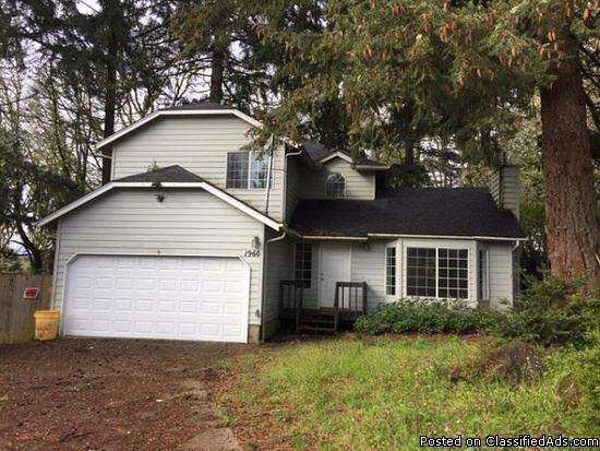 3 beds 2.5 baths home for rent in Salem, OR 97302