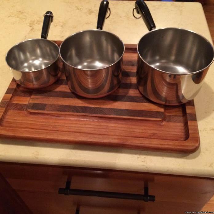 Revere ware small pans