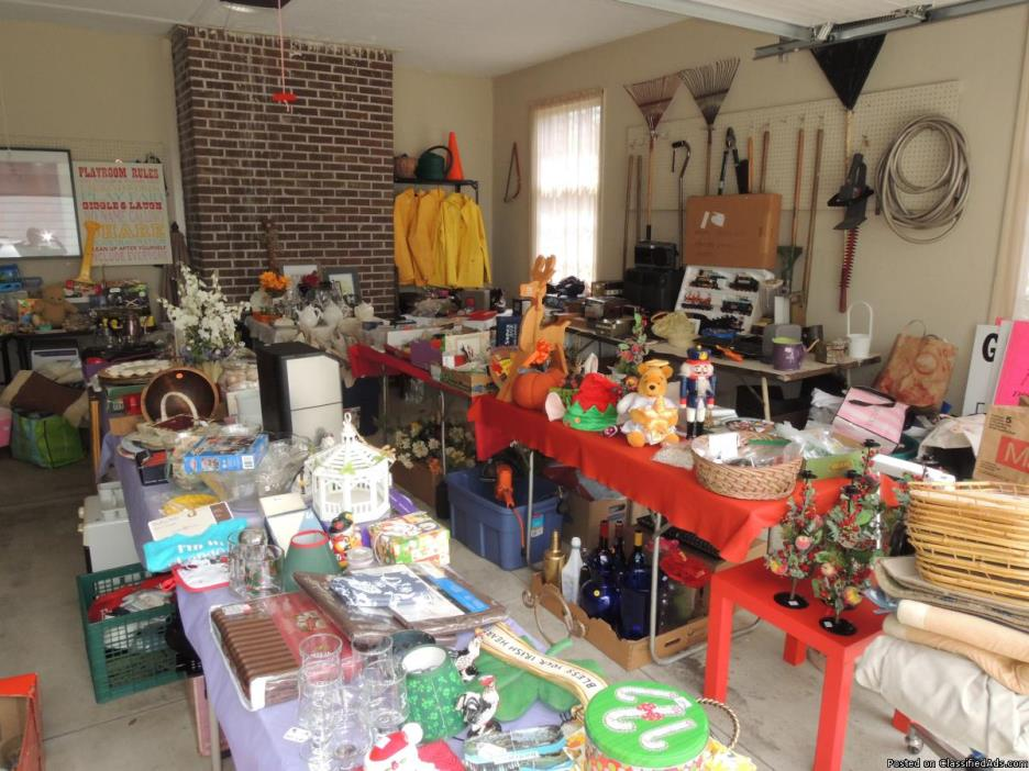 MEGA Garage Sale ~ Roberta Drive, Bay Village