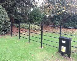 Metal Fencing Chester