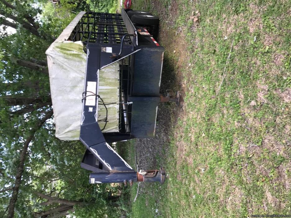 Range maser trailer
