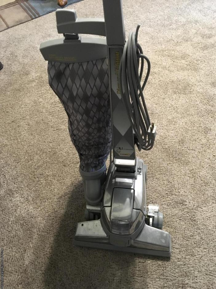 Kirby Upright Vaccum