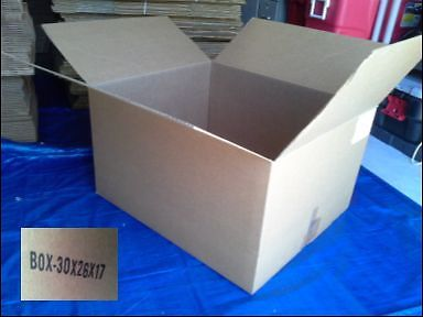 New & Slightly Used Cardboard Boxes