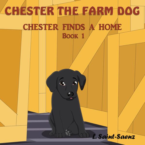 CHESTER THE FARM DOG