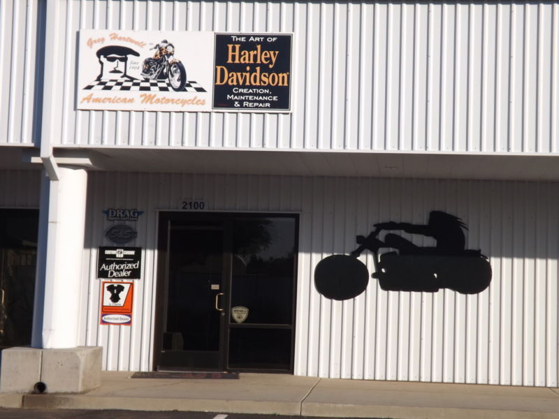 Harley Davidson After market inventory and tools