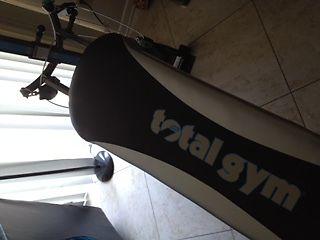 Total Gym Platinum Plus