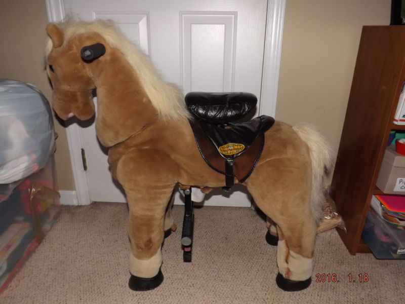 Little Tikes ~Giddy Up N' Go Pony