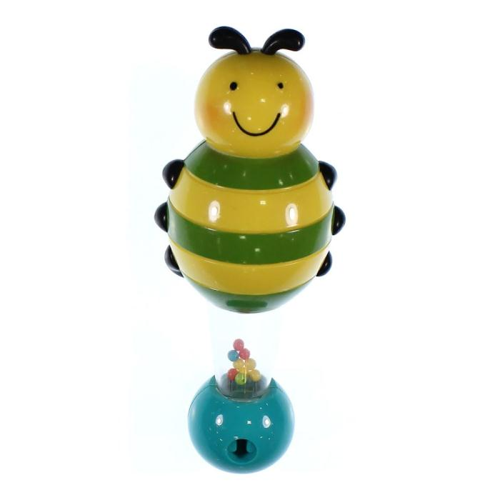 Cute Bumble Bee Rattle Toy