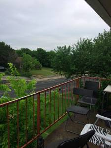 Room for rent month of July - flexible dates (Woodland Ave) $600 3bd