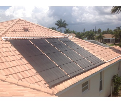 Solar Pool Heating Service