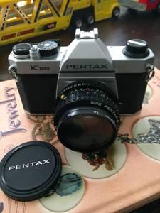 Amazing Pentax K1000 Film Camera (Marlborough)