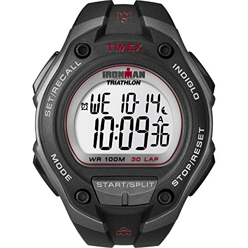 Timex Men's T5K4179J Ironman Traditional 30-Lap Mega Watch
