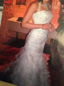 Wedding Dress Size 2 (parker)