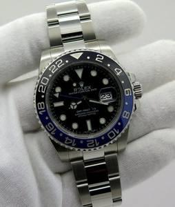 Rolex 116710BLNR GMT Master II