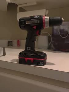 Craftsman Drill & 94 PC Mechanics Tool Set (Quincy & Happy Canyon)