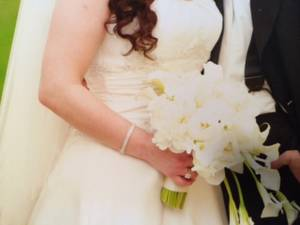 Wedding dress (Montgomery Village)